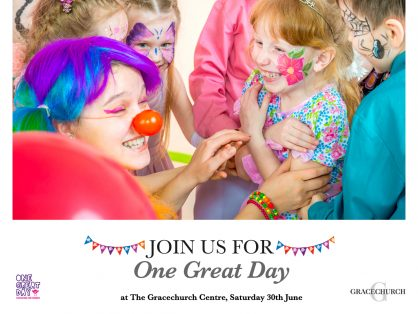 Join us for One Great Day