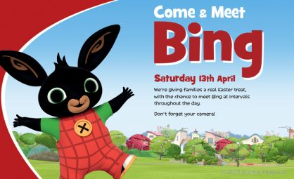 Come and meet Bing!