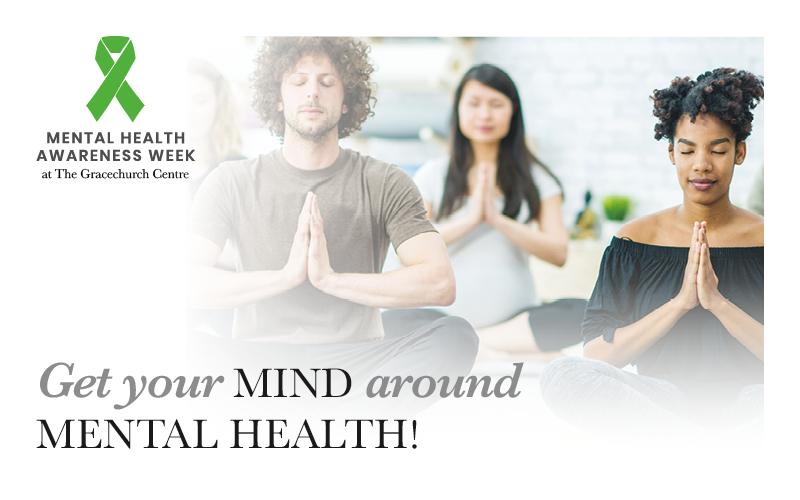 Get Your Mind Around Mental Health