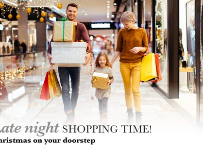 Late Night Shopping Time!