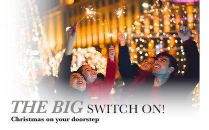 The Big Switch On!