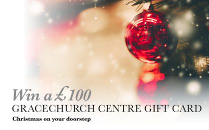 Win a £100 Gracechurch gift card