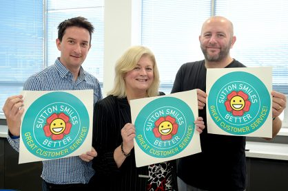 We're proud to be a part of Sutton Smiles Better!