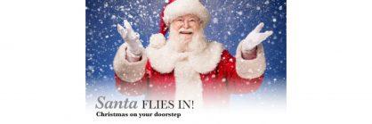 Meet Santa at The Gracechurch Centre!
