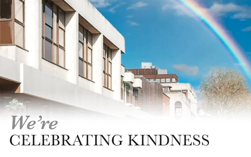 We're Celebrating Kindness