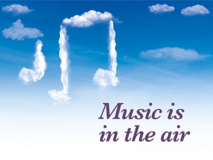 Music is in the air at The Gracechurch Centre