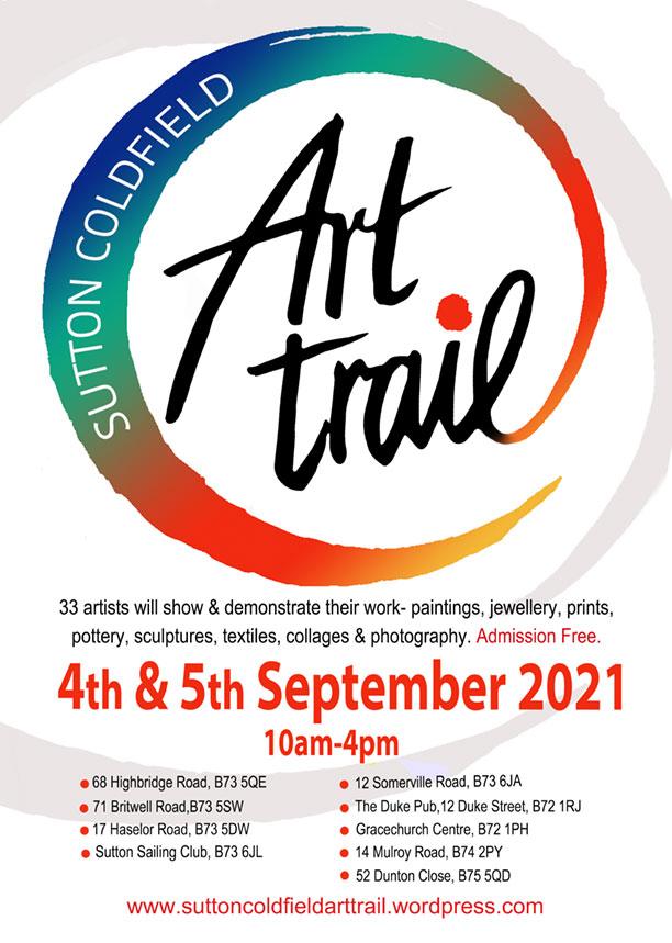 Sutton Coldfield Art Trail